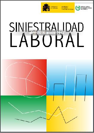 Avance de siniestralidad laboral. Periodo abril 2016 - marzo 2017
