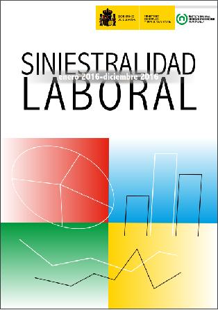 Avance de siniestralidad laboral. Periodo enero - diciembre 2016