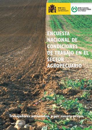 Encuesta Nacional de Condiciones de Trabajo en el Sector Agropecuario - Año 2011