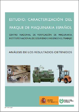 Estudio de caracterización del parque de maquinaria español: Resultados obtenidos