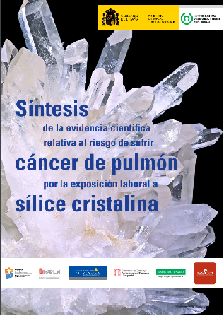 Síntesis de la evidencia científica relativa al riesgo de sufrir cáncer de pulmón por exposición laboral a sílice cristalina - Año 2014