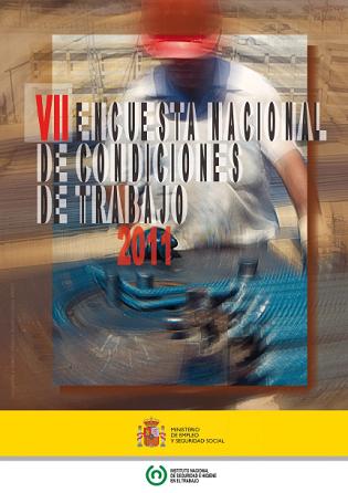 VII Encuesta Nacional de Condiciones de Trabajo, 2011